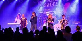 """""""Youth and Culture"""": Acht Bands traten beim Schulband-Contest auf."""