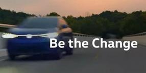 """Be the Change"": So bewirbt VW den neuen ID.4 in Kanada."
